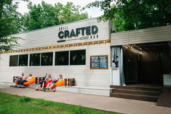 Crafted Grill Bar Park