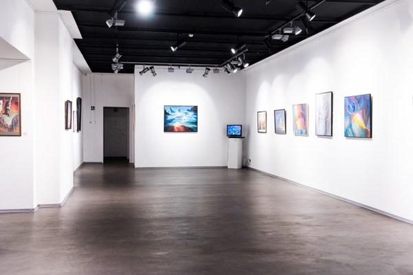 Нонконформистского искусства (большой зал)