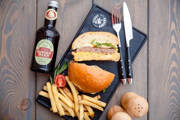 SB Burgers на Королёва