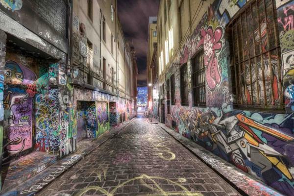 Мельбурн: город и люди