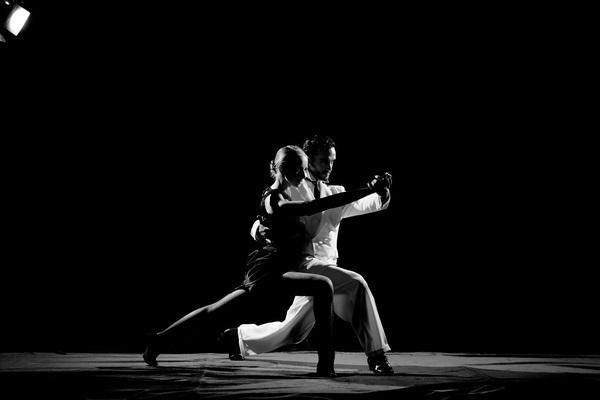 Танго и джаз: две страсти, две стихии