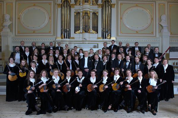 Гала-концерт в День России