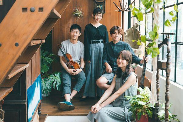 Тайваньский ансамбль Cicada