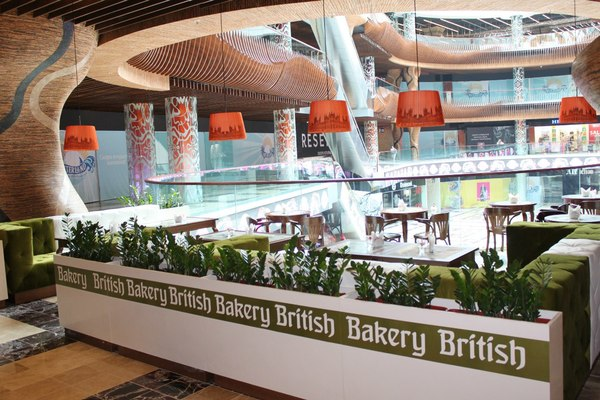 British Bakery на Приморском