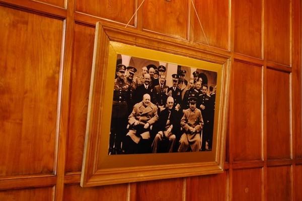 Крымская конференция руководителей трех союзных держав – СССР, США и Великобритании