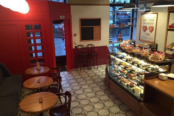 British Bakery на Новочеркасском