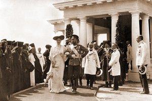 100 лет эмиграции Романовых из Крыма