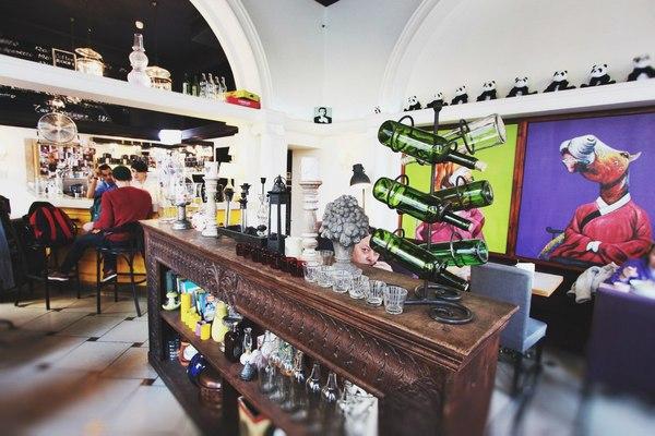 Coffee Room на Каменоостровском
