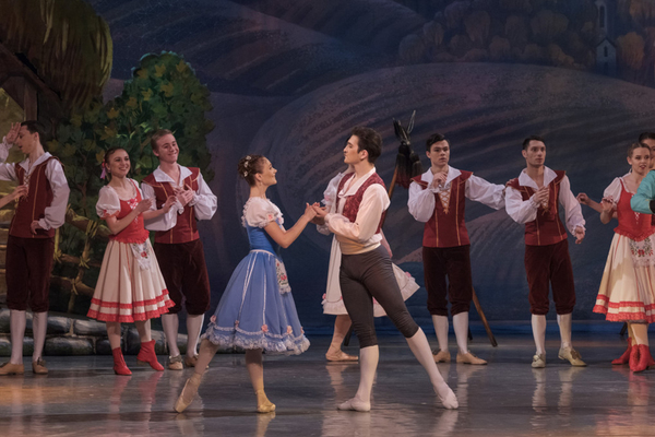 Cолистов Государственного театра оперы и балета Республики Коми