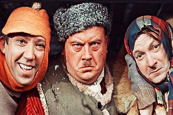 Музей трех актеров