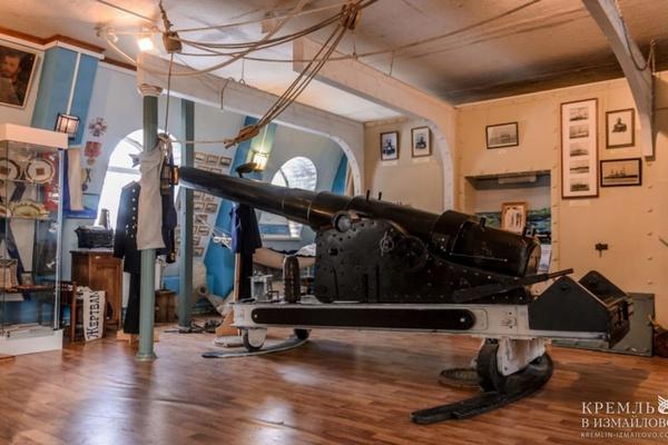 Музей истории основания Российского флота
