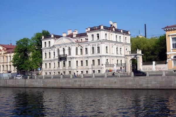Мемориальная библиотека князя Г.В. Голицына