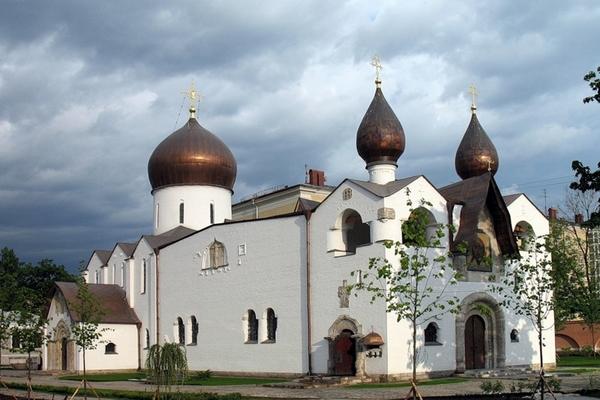 Дом-музей Великой княгини Елизаветы Феодоровны
