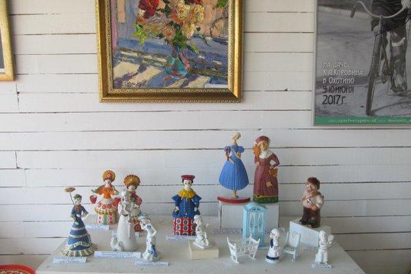 Музей игрушек Александра Грекова