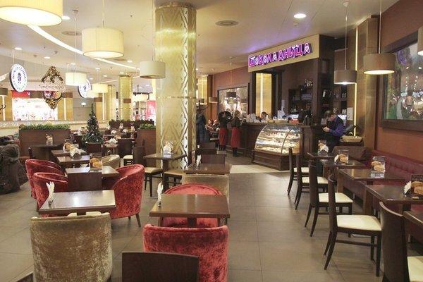 Шоколадница на Лиговском