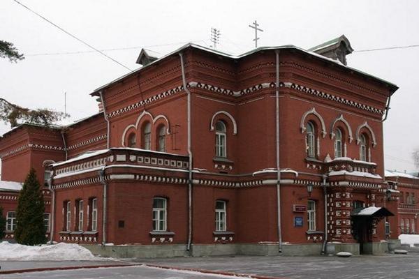 Музей истории Городской психиатрической больницы им. Алексеева (Кащенко)
