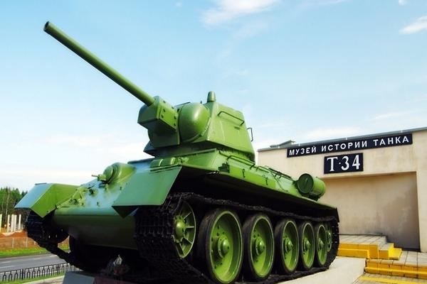 История танка Т-34