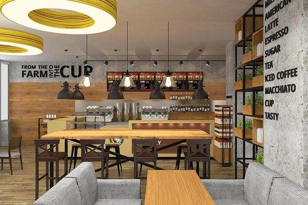 Coffeeshop Company на Комендантском