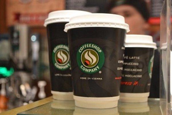 Coffeeshop Company на Большой Московской