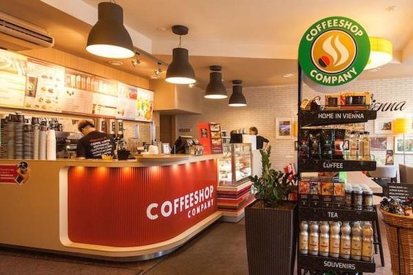 Coffeeshop Company на Типанова