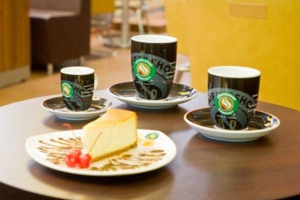 Coffeeshop Company на Невском 114