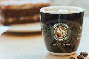 Coffeeshop Company на Полюстровском