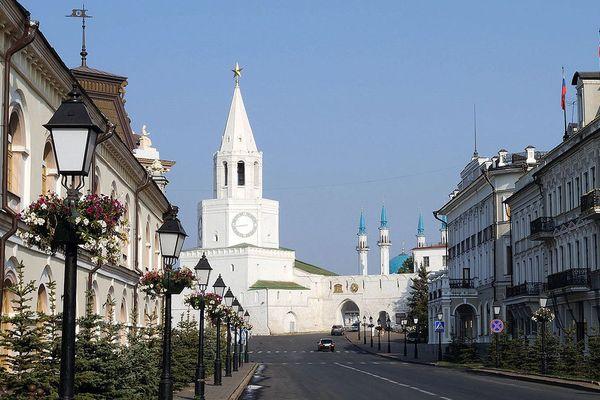 Тайны Кремлевской улицы