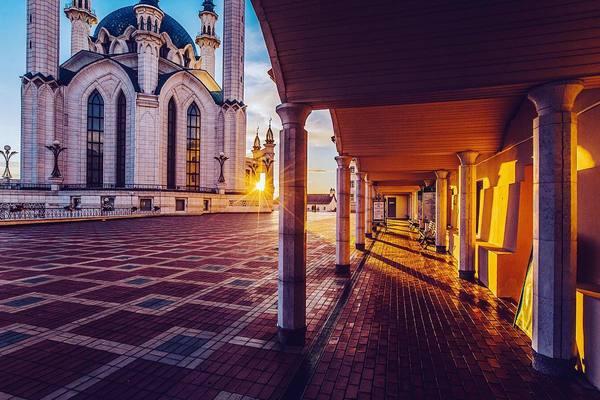 Путешествие по Казанскому Арбату
