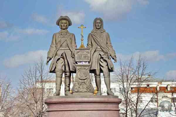 Многоликий Екатеринбург