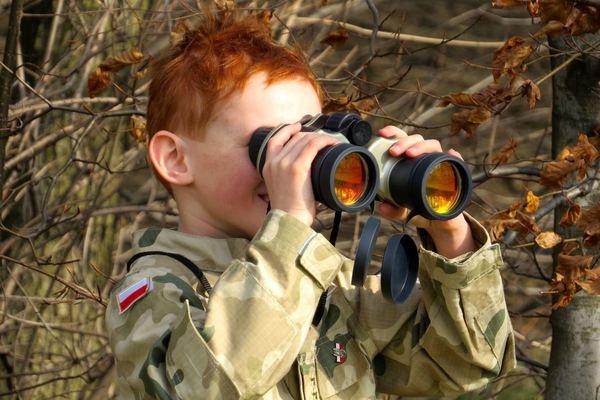 Дети-шпионы