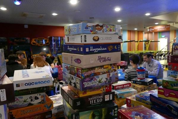 Музей настольных игр «Игровед»