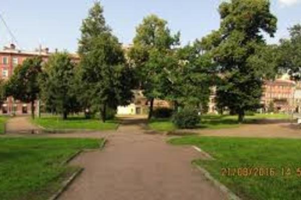 Калинкинский (Коломенский) сквер