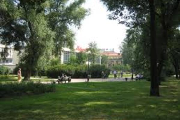 Сад Олимпия