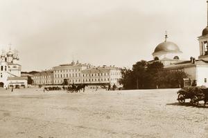 История одной площади. Часть 1