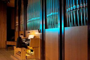 Целительные звуки органа