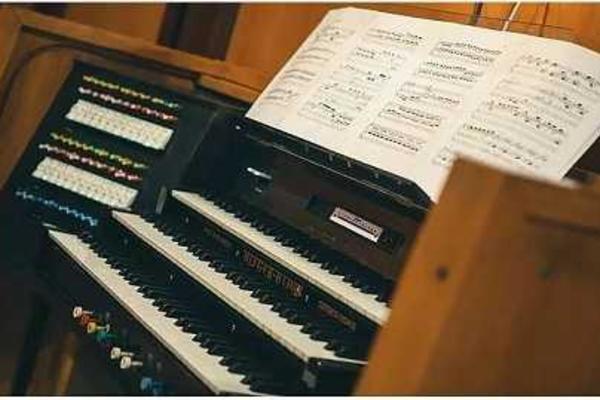 Органная музыка