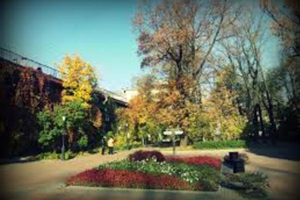 Благовещенский сад