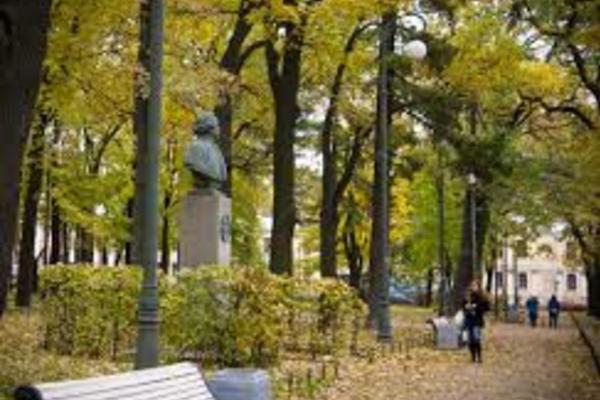 Сад Академии художеств (Академический сад)