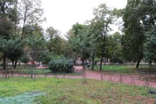 Сад Веры Слуцкой