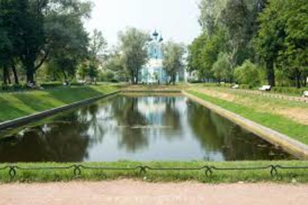 Сампсониевский сад
