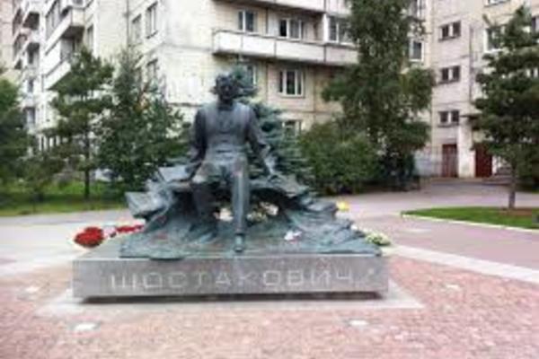 Сквер Шостаковича