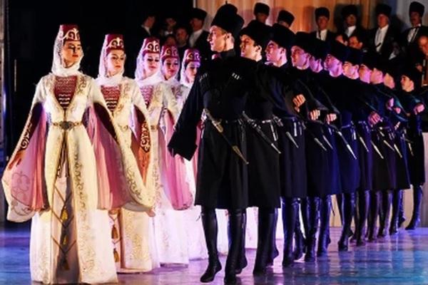 СИМД. Концерт ансамбля Республики Южная Осетия