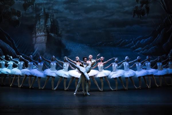 Дюймовочка. Московский театр классического балета