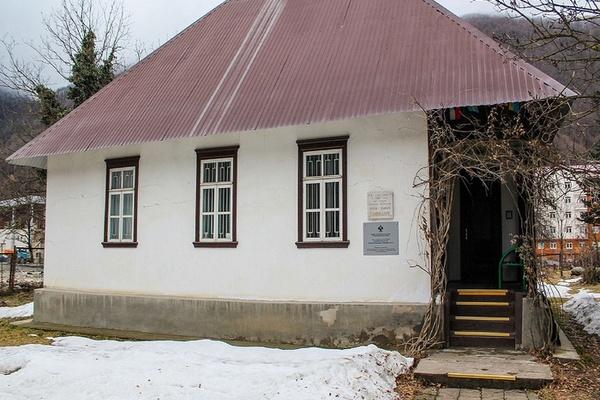 Дом Антона Хансена Таммсааре