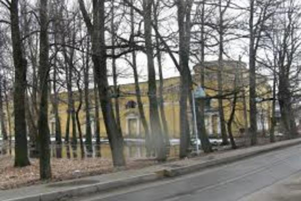 Сад Динамо