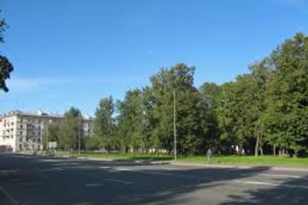 Заводской сад