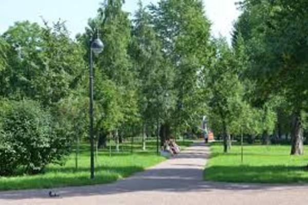 Палевский сад