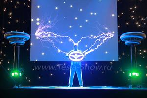 Тесла-шоу в музее Николы Тесла