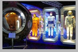 Космонавты в Сочи