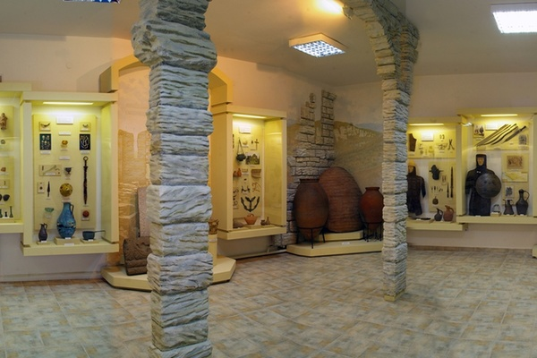 Археологические памятники Сочинского региона